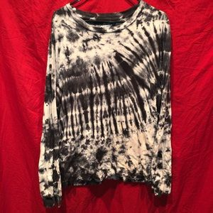 Arizona Tie Dye Cotton Long Sleeve Shirt